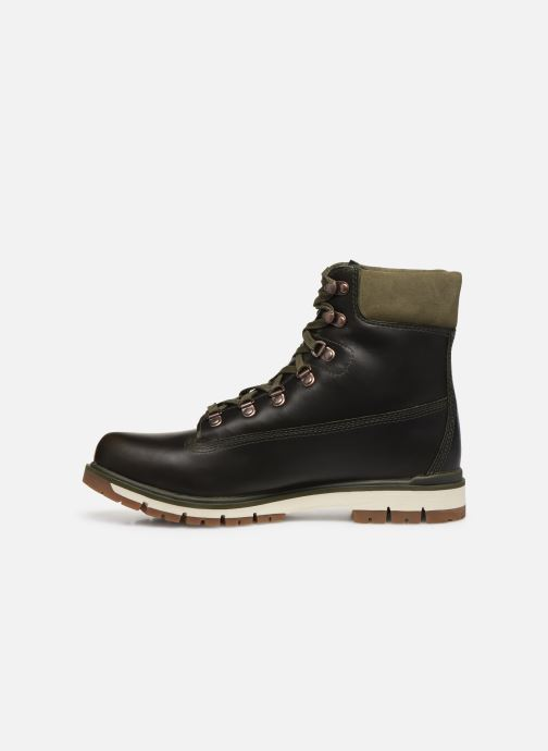 Ankle boots Timberland Radford 6 D-Ring Boot WP Green front view