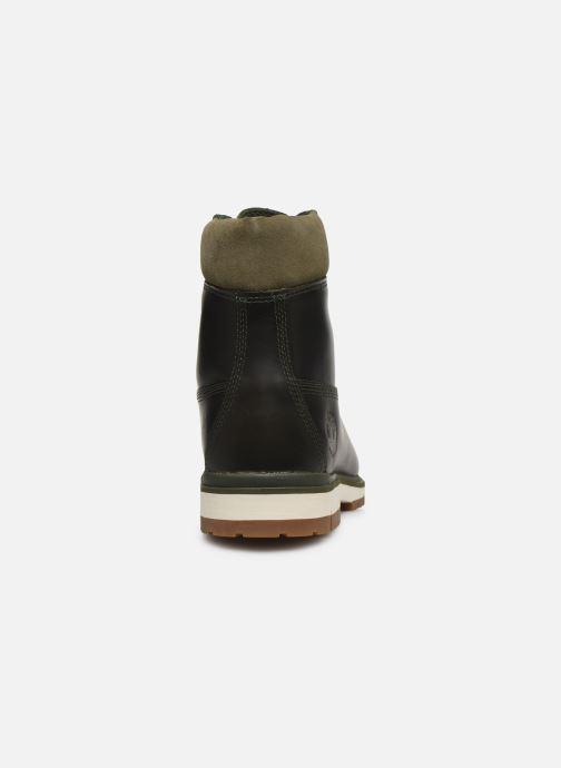 Bottines et boots Timberland Radford 6 D-Ring Boot WP Vert vue droite