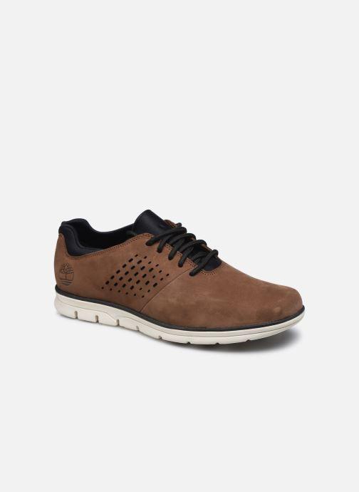 Sneakers Timberland Bradstreet Perf'd PT Oxford Marrone vedi dettaglio/paio