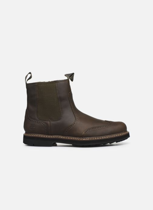 Bottines et boots Timberland Squall Canyon WT Pull On WP Chelsea Marron vue derrière