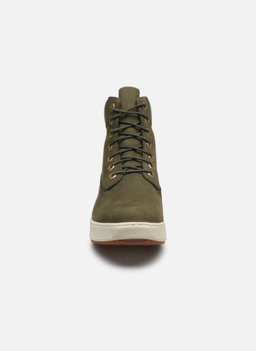 Bottines et boots Timberland CityRoam Cupsole 6 Inch WP Boot Vert vue portées chaussures