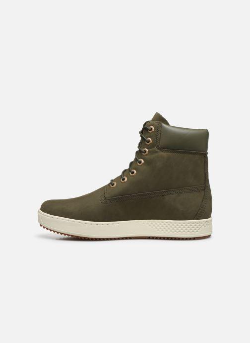 Bottines et boots Timberland CityRoam Cupsole 6 Inch WP Boot Vert vue face