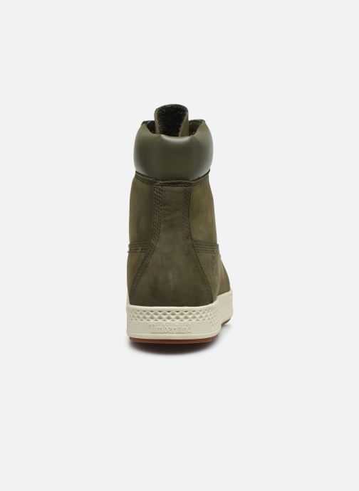 Bottines et boots Timberland CityRoam Cupsole 6 Inch WP Boot Vert vue droite