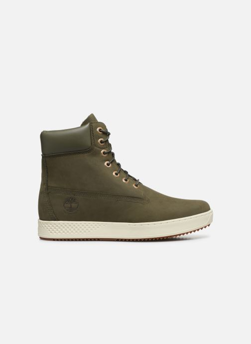 Ankle boots Timberland CityRoam Cupsole 6 Inch WP Boot Green back view