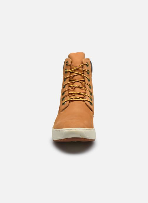 Bottines et boots Timberland CityRoam Cupsole 6 Inch WP Boot Marron vue portées chaussures