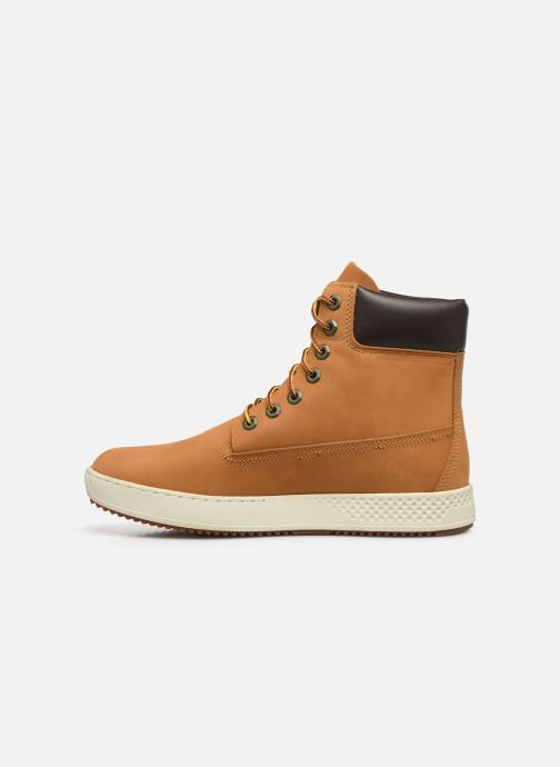 Ankle boots Timberland CityRoam Cupsole 6 Inch WP Boot Brown front view