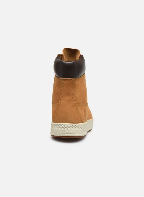 Ankle boots Timberland CityRoam Cupsole 6 Inch WP Boot Brown view from the right