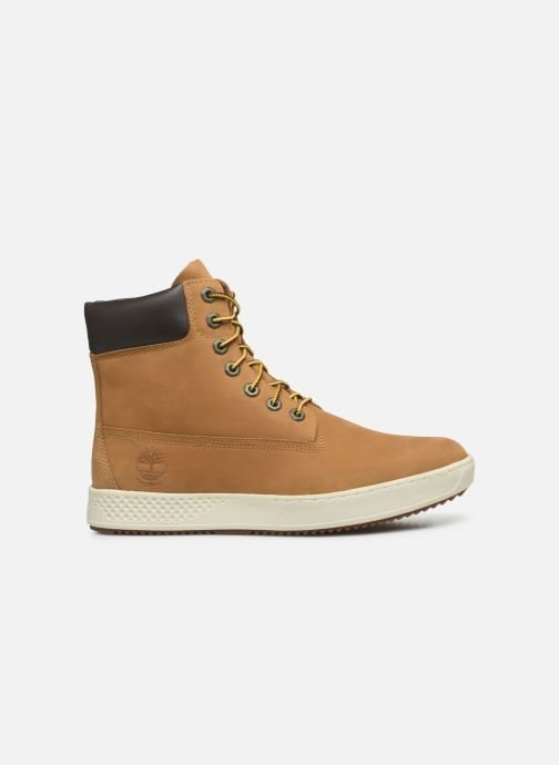 Ankle boots Timberland CityRoam Cupsole 6 Inch WP Boot Brown back view