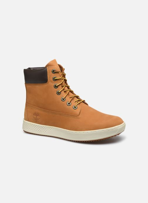 Ankle boots Timberland CityRoam Cupsole 6 Inch WP Boot Brown detailed view/ Pair view