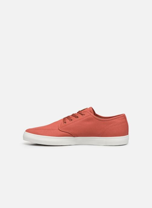 Sneakers Timberland Union Wharf Derby Sneaker Arancione immagine frontale