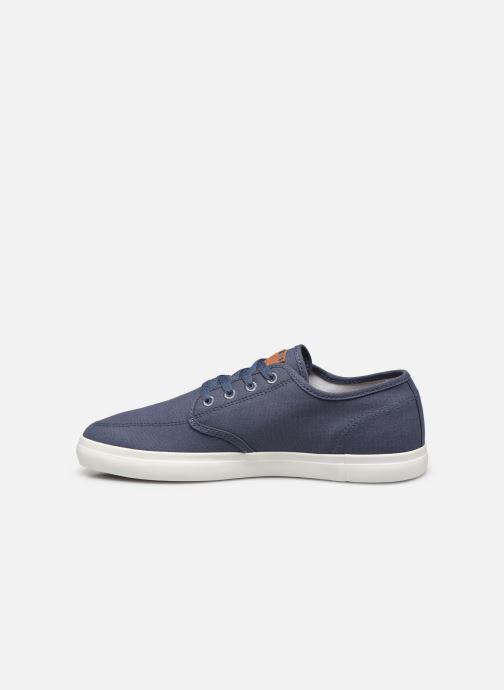 Sneaker Timberland Union Wharf Derby Sneaker blau ansicht von vorne