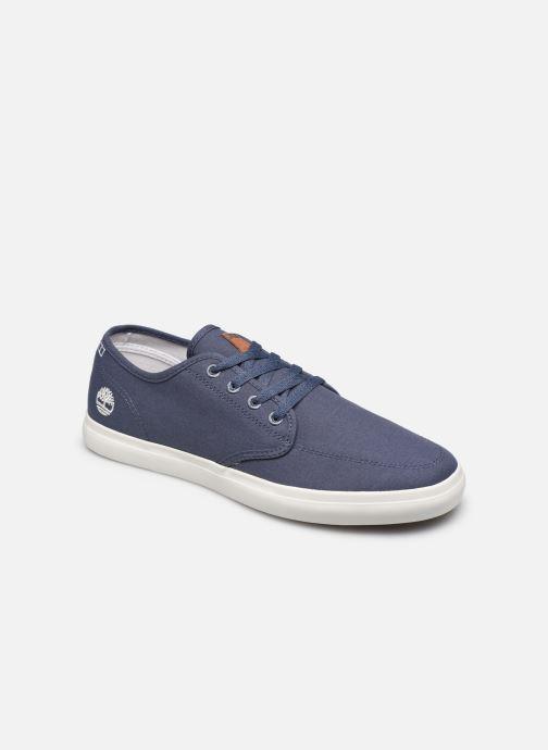 Sneaker Timberland Union Wharf Derby Sneaker blau detaillierte ansicht/modell