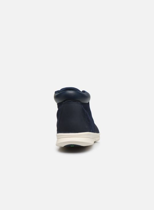 Ankle boots Timberland Graydon Leather Chukka Blue view from the right
