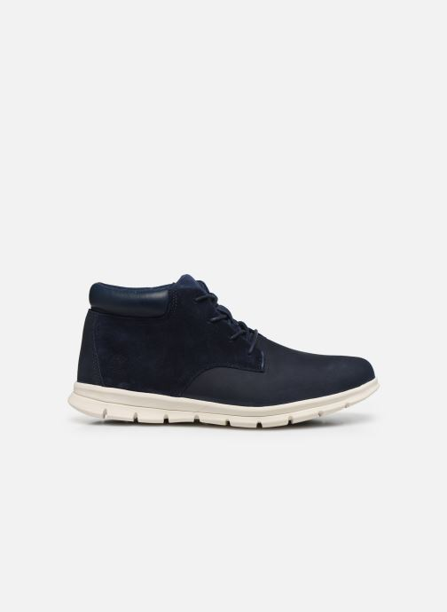 Ankle boots Timberland Graydon Leather Chukka Blue back view