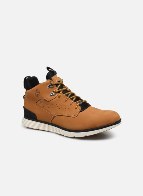 Bottines et boots Timberland Killington WP HikerChukka Marron vue détail/paire