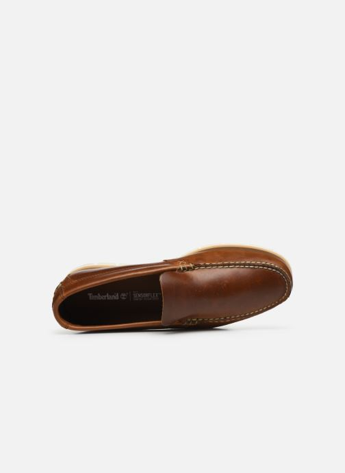 Loafers Timberland Tidelands Venetian Brown view from the left