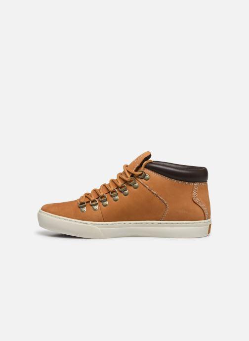 Boots en enkellaarsjes Timberland Adv2.0 Alpine Chukka Bruin voorkant