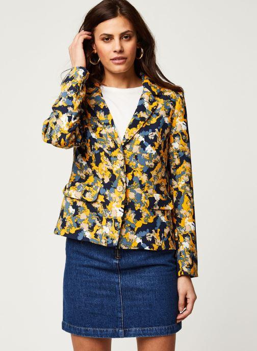 Vêtements Vila Vimusta Briana Blazer Bleu vue droite