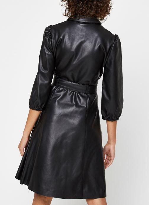 Vêtements Vila Vidaras Dress Noir vue portées chaussures