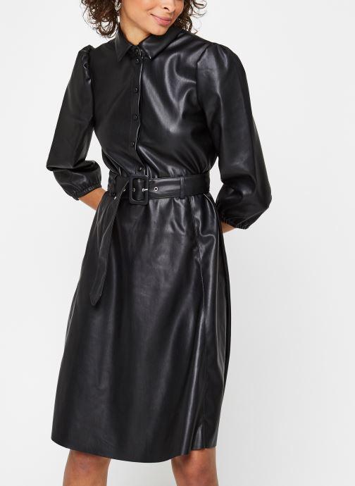 Vêtements Vila Vidaras Dress Noir vue droite