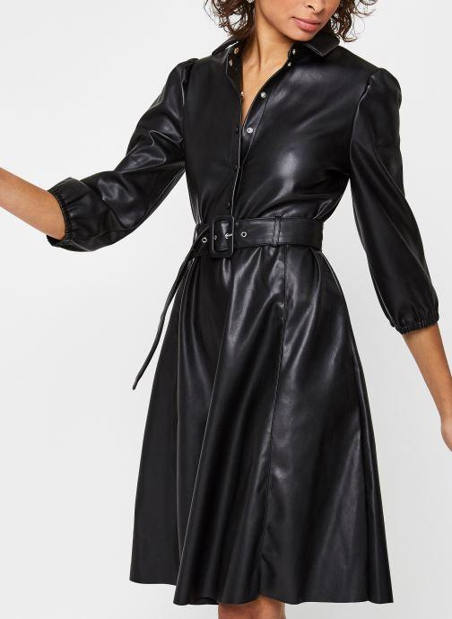 Vêtements Vila Vidaras Dress Noir vue détail/paire