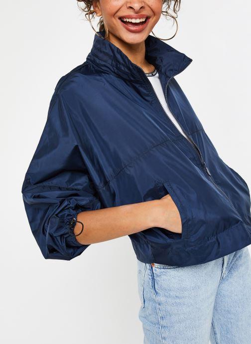 Kleding Vila Viaveryn Jacket Blauw detail