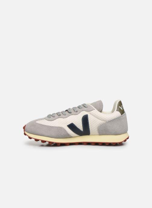 Sneakers Veja RIO-BRANCO W Bianco immagine frontale