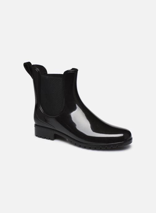 Bottines et boots Georgia Rose Sipluie Noir vue détail/paire