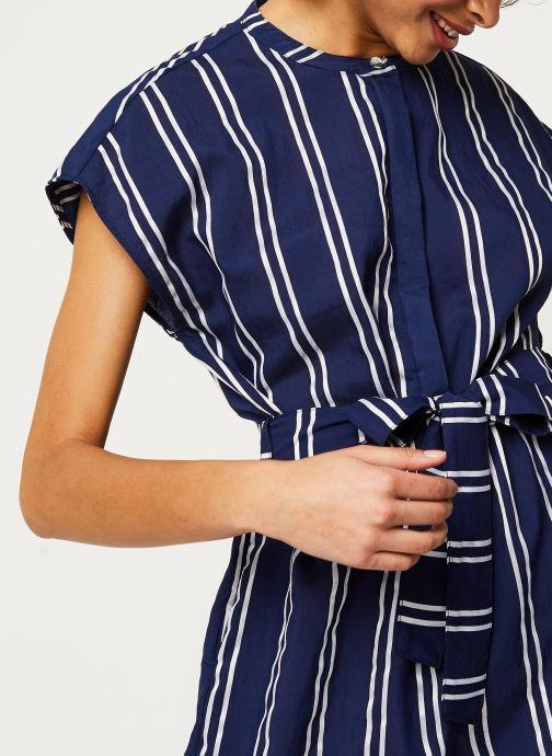 Vêtements Minimum Jumpsuits Tvilla 6595 Bleu vue face
