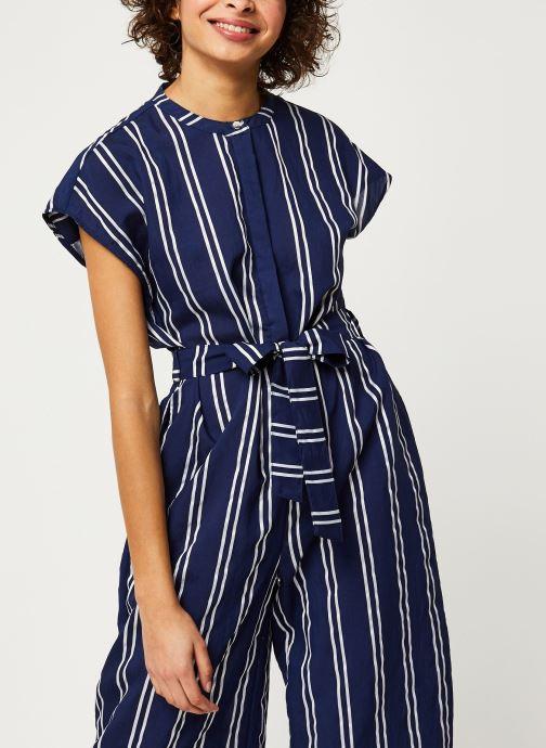 Vêtements Minimum Jumpsuits Tvilla 6595 Bleu vue droite