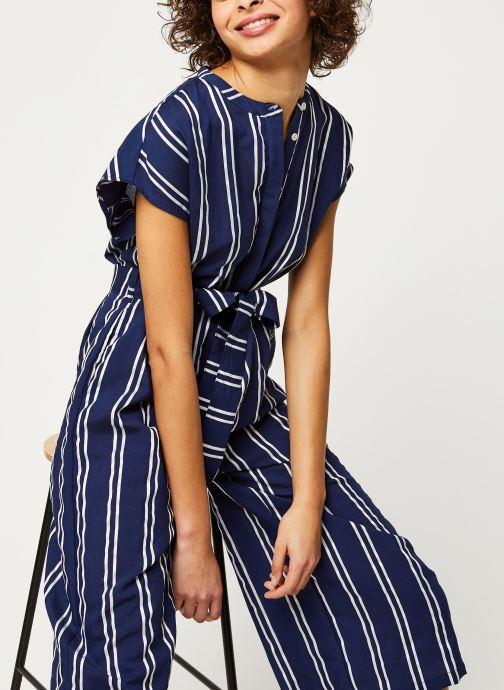 Vêtements Minimum Jumpsuits Tvilla 6595 Bleu vue détail/paire