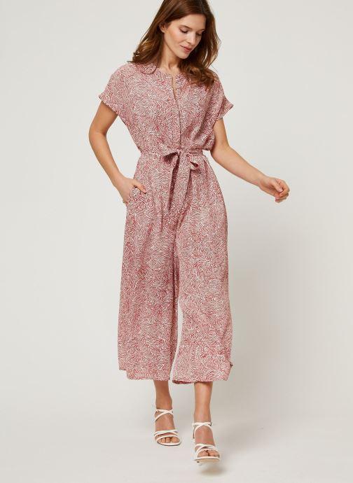 Vêtements Minimum Jumpsuits Tvilla 6630 Rouge vue bas / vue portée sac