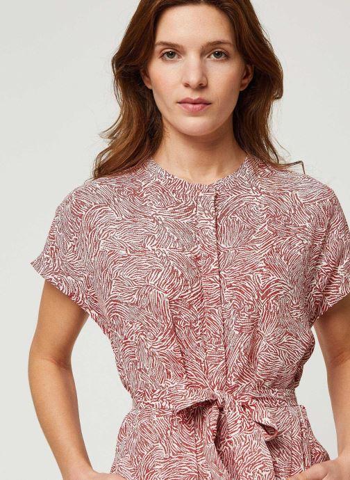 Vêtements Minimum Jumpsuits Tvilla 6630 Rouge vue face