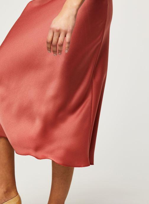 Kleding Minimum Skirts Albi 6597 Oranje voorkant
