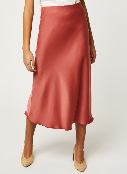 Kleding Minimum Skirts Albi 6597 Oranje detail