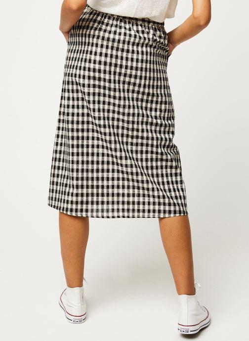 Vêtements Minimum Skirts Sodot 6602 Noir vue portées chaussures