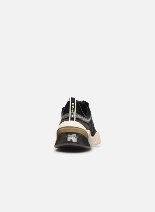 Trainers Coach Tbd Tech Runner Black view from the right
