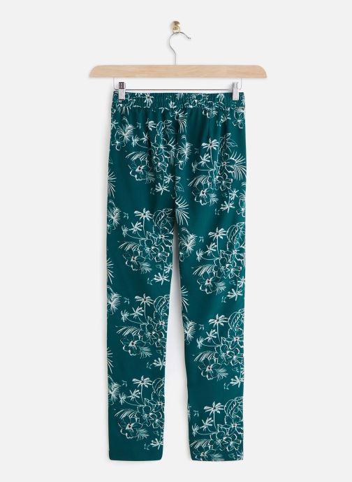 Kleding IKKS Women Pantalon BQ22225 Groen onder