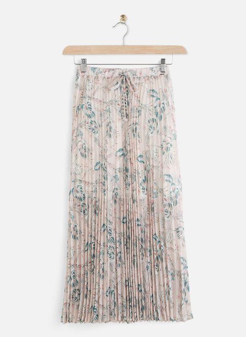 Vêtements IKKS Women Jupe BQ27275 Beige vue détail/paire