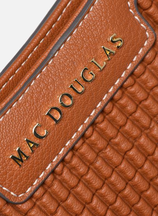 Sacs à main Mac Douglas Bryan Melbourne Marron vue gauche