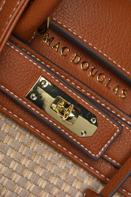 Bolsos de mano Mac Douglas Fantasia Pyla XS Beige vista lateral izquierda