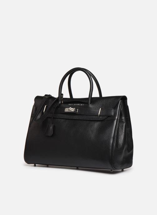 Handtaschen Mac Douglas Mandurah Pyla S schwarz schuhe getragen
