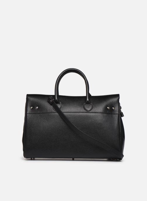 Handtaschen Mac Douglas Mandurah Pyla S schwarz ansicht von vorne