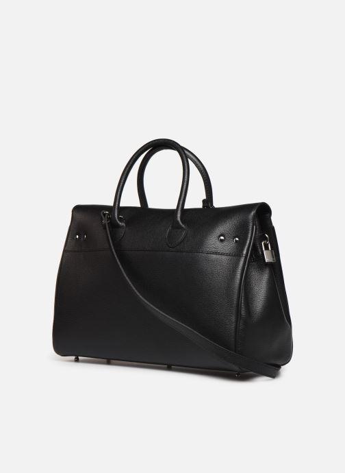 Handtaschen Mac Douglas Mandurah Pyla S schwarz ansicht von rechts