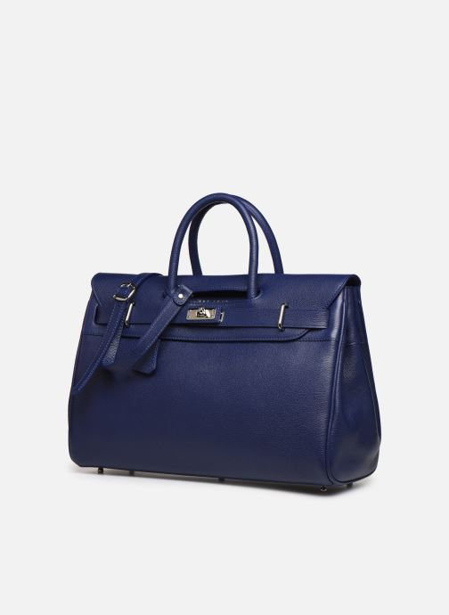 Handtaschen Mac Douglas Mandurah Pyla S blau schuhe getragen