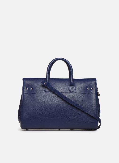 Handtaschen Mac Douglas Mandurah Pyla S blau ansicht von vorne