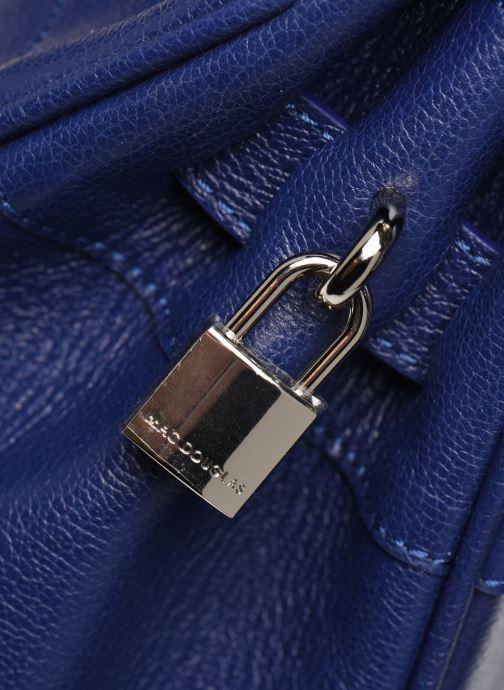 Handtaschen Mac Douglas Mandurah Pyla S blau ansicht von links