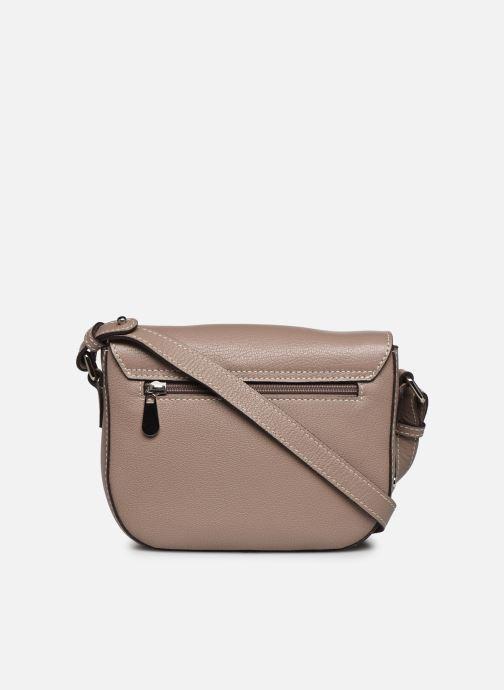 Handtaschen Mac Douglas Mandurah Luxembourg S grau ansicht von vorne