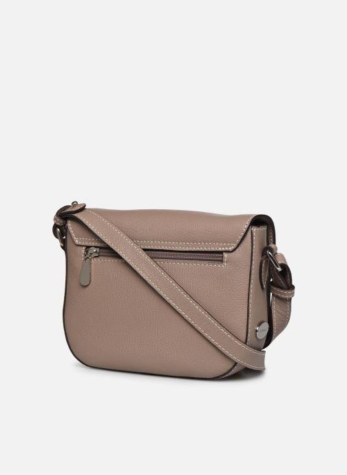 Handtaschen Mac Douglas Mandurah Luxembourg S grau ansicht von rechts