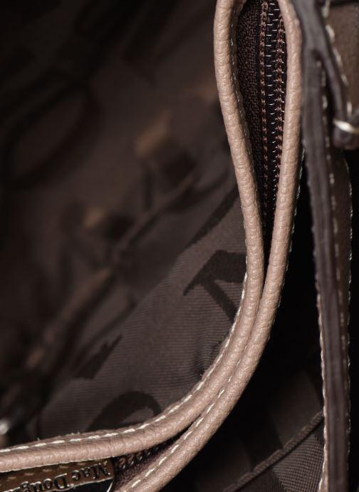 Handtaschen Mac Douglas Mandurah Luxembourg S grau ansicht von hinten